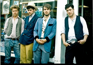 Mumford & Sons Announce U.S. Gentlemen of the Road Stopovers