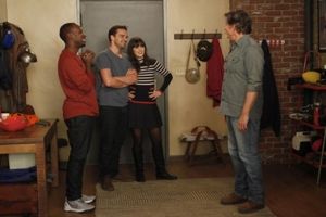 "<i>New Girl</i> Review: ""The Landlord"" Episode 1.12)"