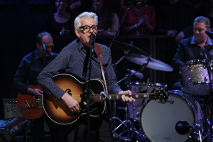 Watch Nick Lowe Play a New Song on <i>Late Night With Jimmy Fallon</i>