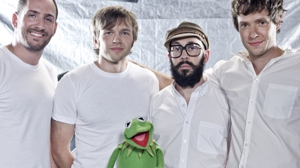 Watch OK Go and The Muppets Cover <i>The Muppet Show</i> Theme