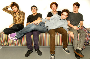 Passion Pit Announce North American Tour, Release New Track