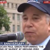 "Watch Paul Simon Perform ""The Sound of Silence"" at Ground Zero"