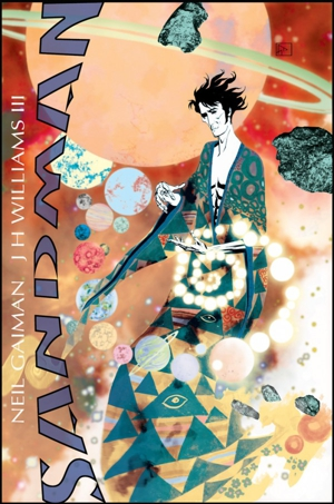 Neil Gaiman and J.H. Williams III to Create New <i>Sandman</i> Comic Series