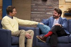 "<i>Comedy Bang! Bang!</i> Review: ""Zach Galifianakis Wears a Blue Jacket & Red Socks"" (Episode 1.01)"