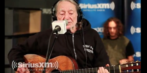 "Watch Willie Nelson Perform Pearl Jam's ""Just Breathe"""