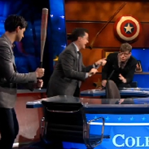 Watch The Black Keys, Vampire Weekend Whore Out for <em>The Colbert Report</em>