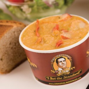 Vendor That Inspired <em>Seinfeld</em>'s Soup Nazi Reopens Restaurant in NYC