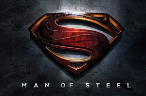New Superman <i>Man of Steel</i> Logo Revealed