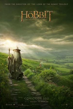 Peter Jackson Confirms <i>The Hobbit</i> Will Be Three Films