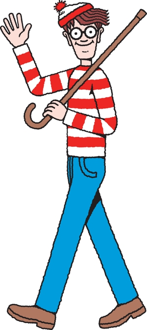 <i>Where's Waldo?</i> to Find Its Way to the Big Screen