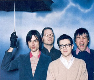 Watch Weezer Perform Oldies on <em>Last Call With Carson Daly</em>