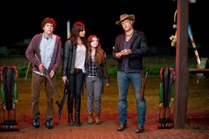 <i>Zombieland</i> Writers Making <i>Micronauts</i> Movie, <i>Zombieland</i> TV Show