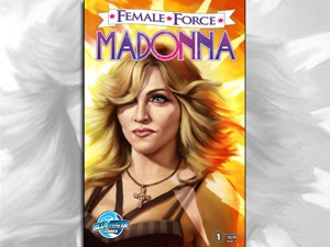 Graphic Novel Based on Madonna's Life in the Works