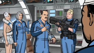 "<i>Archer</i> Review: ""Space Race: Part 2"" (Episode 3.13)"