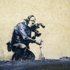 Banksy's Latest NYC Piece References 9/11