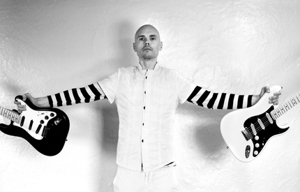 Billy Corgan Talks New, Free 44-Song Set, <em>Teargarden By Kaleidyscope</em>