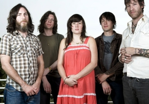 Black Mountain announces West coast tour with The Sadies