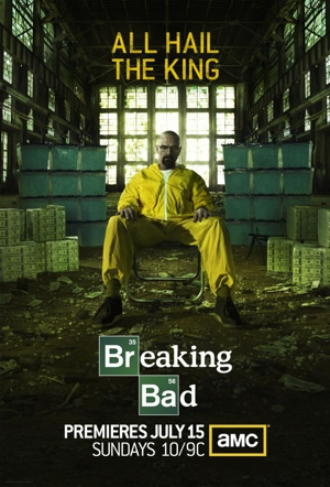 Watch a 15-Second Teaser for Season 5 of <i>Breaking Bad</i>