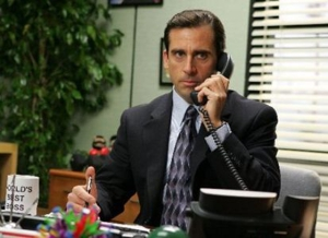 Steve Carell Leaving <em>The Office</em>?