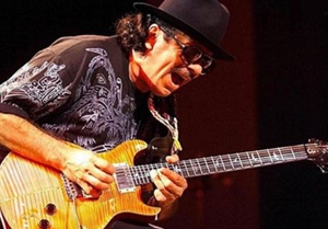 Carlos Santana asks Obama to legalize marijuana