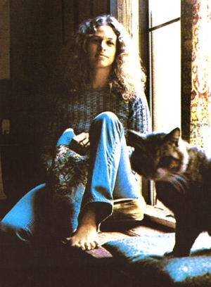 Carole King Working on Memoir