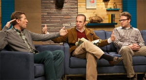 "<i>Comedy Bang! Bang!</i> Review: ""Seth Rogen Wears a Plaid Shirt & Brown Pants"" (Episode 1.05)"