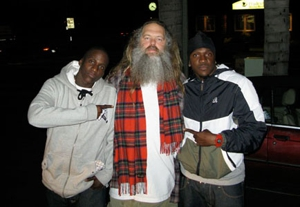 Clipse and Rick Rubin collaboration underway