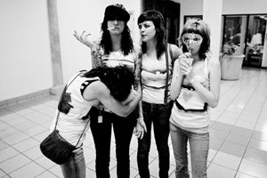 The Coathangers talk Suicide Squeeze full-length debut