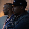 Watch Common and Nas in the Studio
