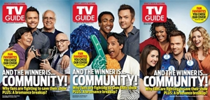 Fans Reward &lt;i&gt;Community&lt;/i&gt; With Cover Contest, Higher Ratings