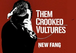 "Hear Them Crooked Vultures' First Single, ""New Fang"""