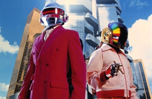 Put Down the Plastic Guitar: Daft Punk Joins Cast of <em>DJ Hero</em>