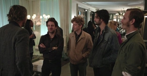 Watch Dawes' Cameo on <i>Parenthood</i>