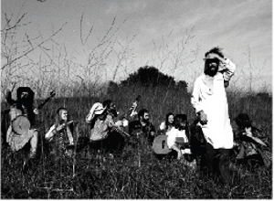 Edward Sharpe and the Magnetic Zeros: C'Mon Get Happy!