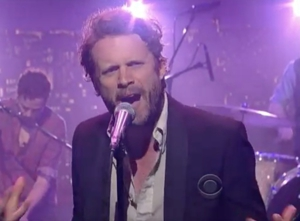 Watch Father John Misty on <i>Letterman</i>