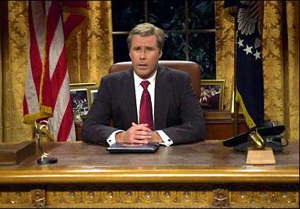 Will Ferrell is bringing George W. Bush to Broadway