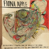 Fiona Apple Reveals New Album Cover, Details