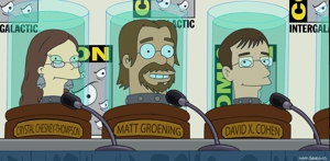 "<em>Futurama</em> Review: ""Lrrreconcilable Ndndifferences"" (6.11)"
