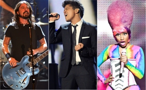 The Grammys Announce First Performers
