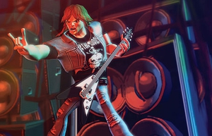 Teenager leaves high school for &lt;em&gt;Guitar Hero&lt;/em&gt; career