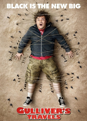Watch the Trailer for 'Gulliver's Travels,' Starring Jack Black
