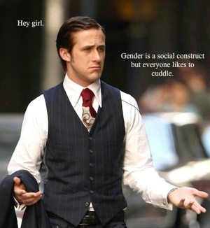 <i>Feminist Ryan Gosling</i> Tumblr Gets a Book