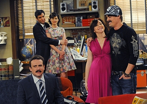 "<i>How I Met Your Mother</i> Review: ""Trilogy Time"" (Episode 7.20)"