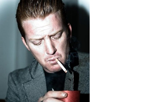 Josh Homme, Dave Grohl and John Paul Jones in the Studio, Finally
