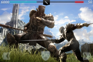 &lt;em&gt;Infinity Blade II&lt;/em&gt; Review (iOS)