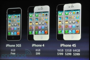 Apple Announces iPhone 4S, New Voice Controls