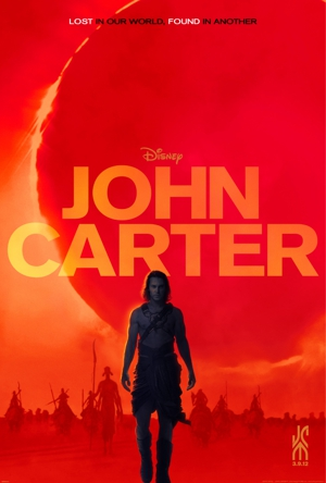 Watch a 10 Minute Scene from <i>John Carter</i>