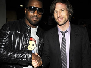 Kanye West and Spike Jonze reuniting for short film