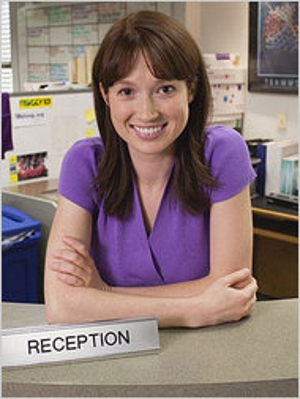 <em>The Office</em>'s Ellie Kemper Gets a Book Deal