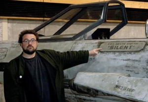Kevin Smith planning a space film